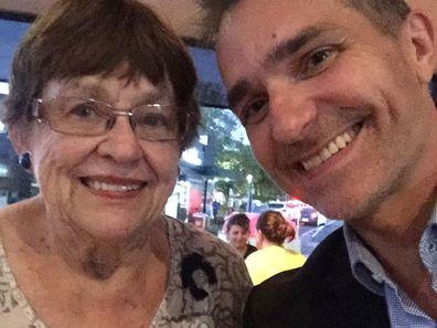 MAFS expert John Aiken and mum