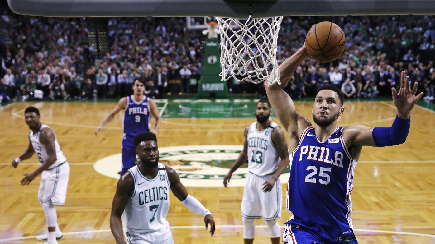 Ben Simmons' sparkling debut season comes to crushing end