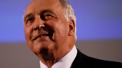 Paul Keating was the architect of Australia's superannuation sector. (AAP)