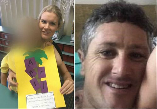 Her estranged husband Adrian Basham has been charged with her murder.