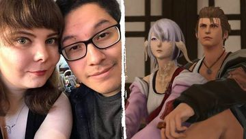 Kiera and Juan have been together for 7 years and say playing video games together keeps them connected.
