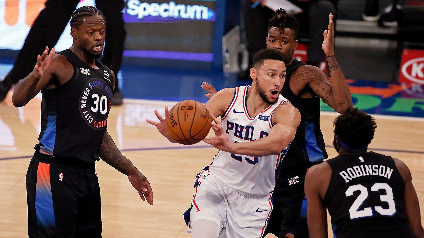 Ben Simmons puts on defensive masterclass as Philadelphia 76ers extend unbeaten start to season
