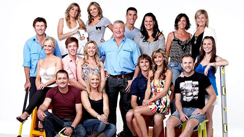 Revealed: the eight couples competing on The Block 2011