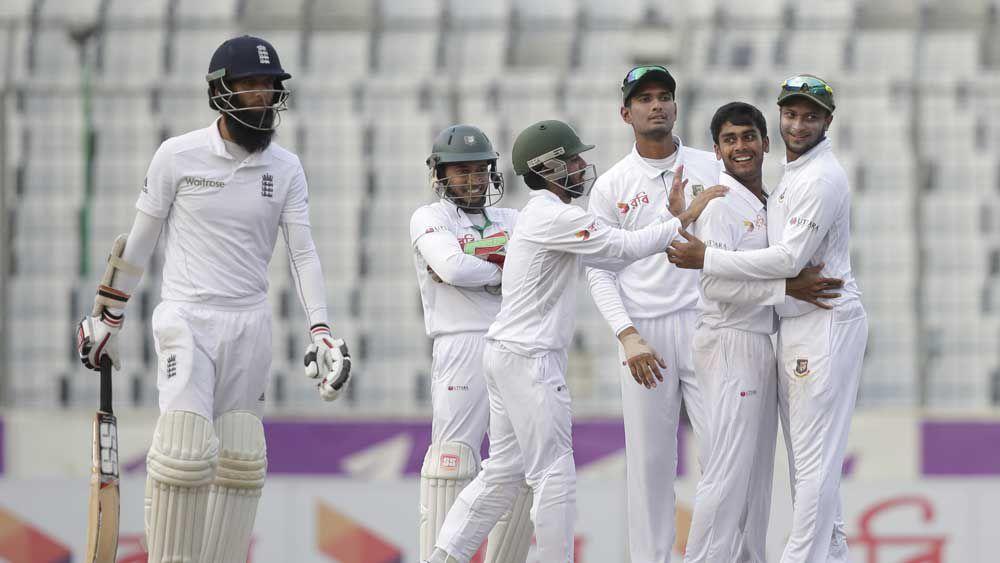 India follows Bangladesh blues for England