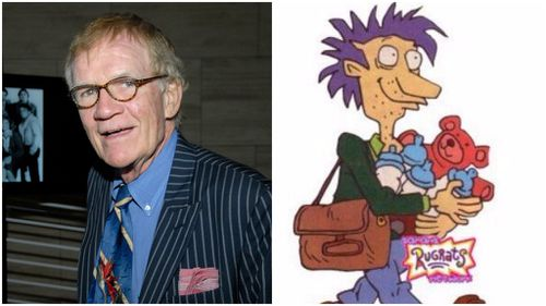 Actor Jack Riley, voice of 'Rugrats' character Stu Pickles, dies aged 80