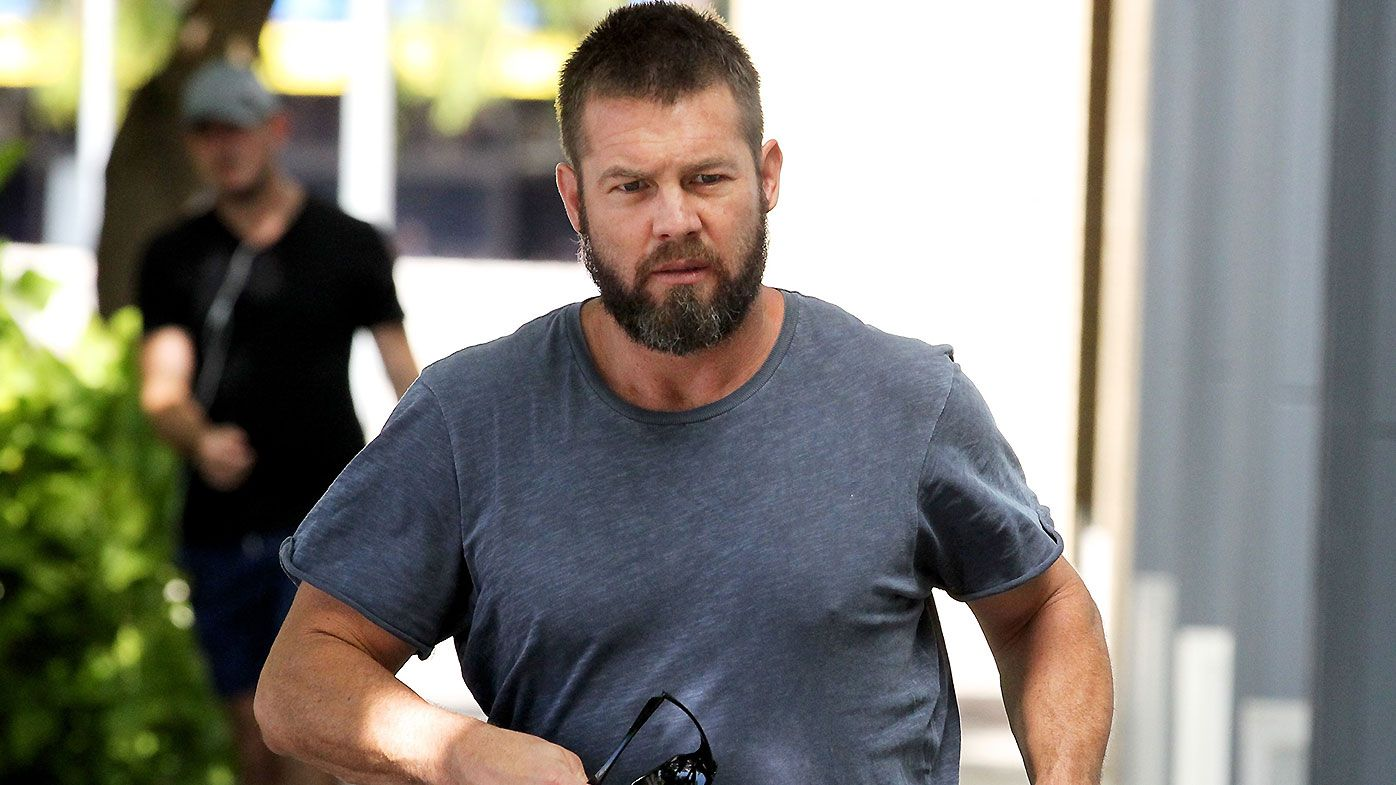 Ben Cousins' manager Ricky Nixon reveals he's no longer connected to the former AFL star