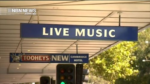 """One committee member said there was a """"music venue crisis"""" across NSW."""