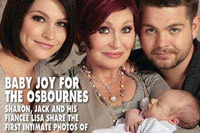 Jack Osbourne's first child, Pearl, was born in April.