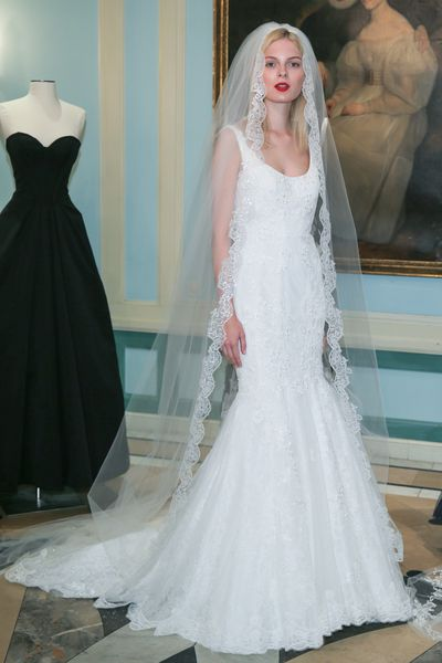 Truly Zac Posen at Laduree, New York Bridal Fashion Week