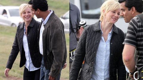 New pics: Naomi Watts as Princess Diana with 'the love of her life' on royal biopic set