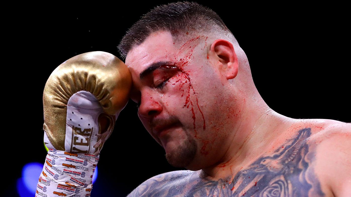 Andy Ruiz slammed for squandering heavyweight title after loss to Anthony Joshua
