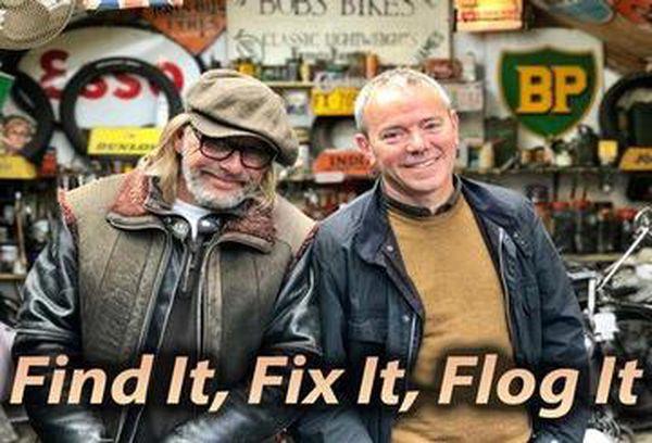 Find It Fix It Flog It