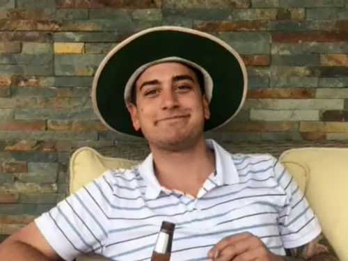 Chris Savelli, 21, is fighting for life after becoming the victim of a vicious assault.