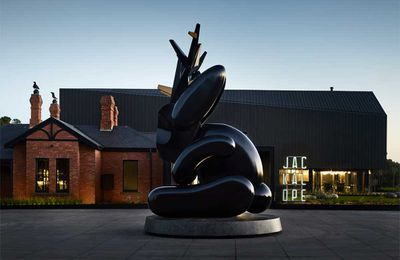Best Identity Design: Jackalope Hotel by Fabio Ongarato Design, Mornington Peninsula VIC