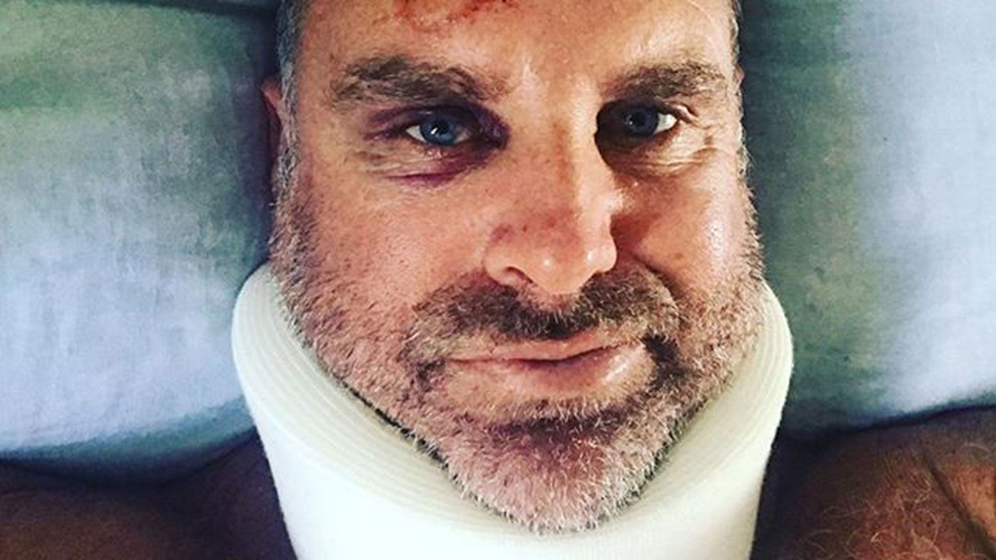 Matthew Hayden 'dodged a bullet' after fracturing spine in surfing accident