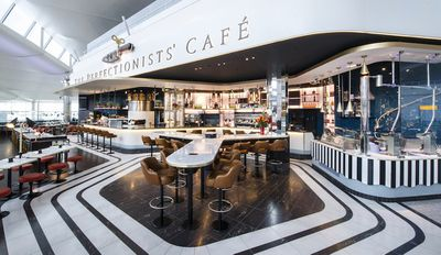 Perfectionists' Cafe, Heathrow