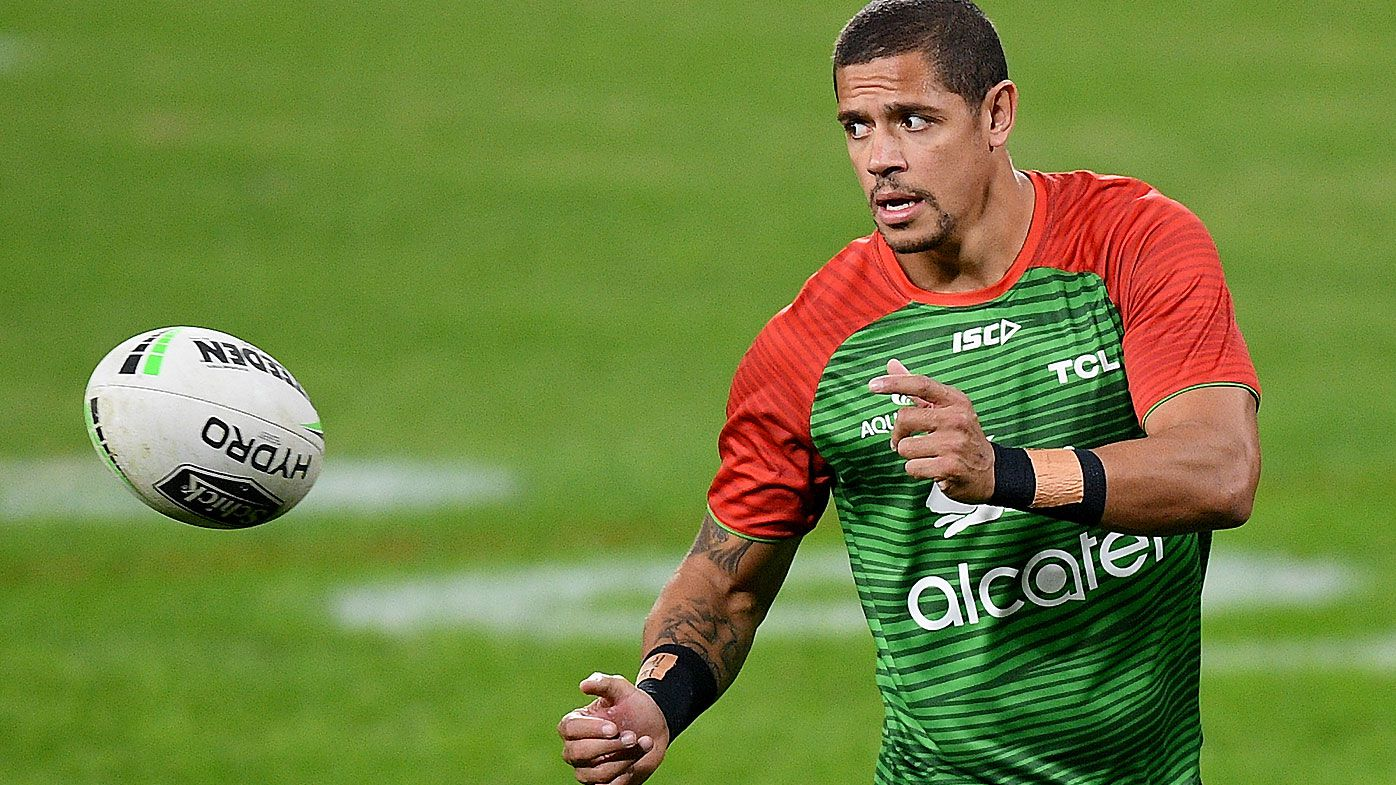 Peter Sterling says Dane Gagai in danger of losing starting spot in Rabbitohs' logjam