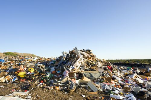 More than 60,000 tonnes of unusable donations end up in landfill.