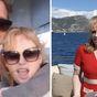 Rebel Wilson gets cosy with new beau on luxury Monaco yacht