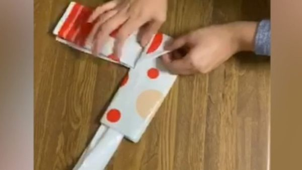 Mum's shopping bag technique goes viral: 'too many steps'