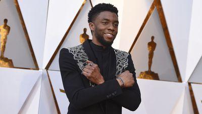 Chadwick Boseman (August 29, 2020)