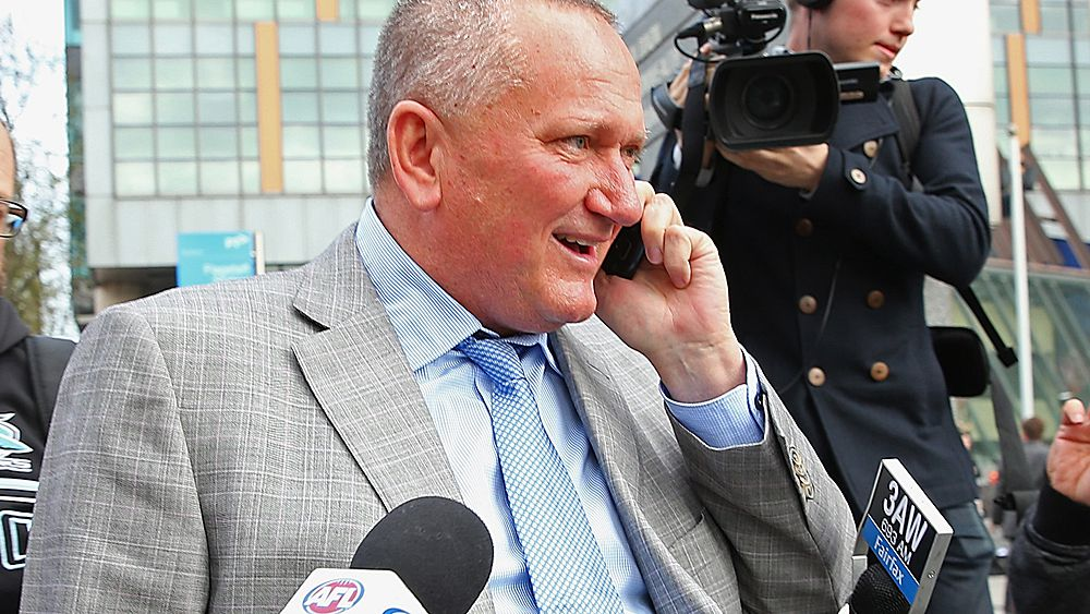 Disgraced sports scientist Stephen Dank to appeal lifetime ban in supreme court