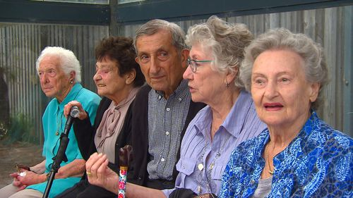 A bus stop change has left these seniors housebound.