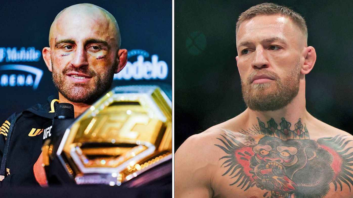 'That would've stung him a little bit': Alexander Volkanovski's perfect response to Conor McGregor sledge