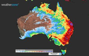Severe thunderstorms to impact eastern states ahead of Grand Final weekend