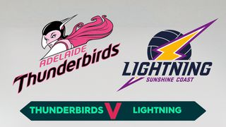 Round 12: Adelaide Thunderbirds v Sunshine Coast Lightning