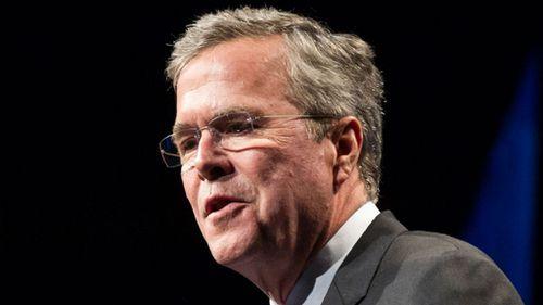 Bush ends US presidential campaign