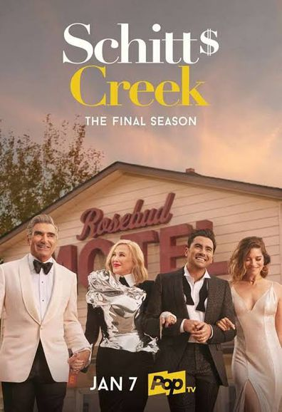 Schitt's Creek, final season, poster
