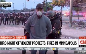 Police arrest CNN reporter on live TV in Minneapolis riots