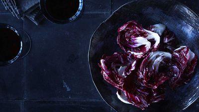 "Recipe: <a href=""https://kitchen.nine.com.au/2017/08/09/16/49/mark-bests-simple-radicchio-salad"" target=""_top"">Mark Best's simple radicchio salad</a>"