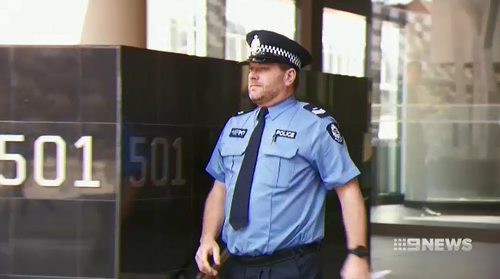 Senior Constable Armstrong said he wouldn't have chased the car if he knew people would die.