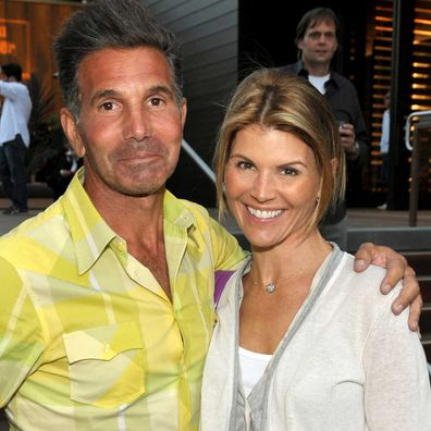 Lori Loughin and Mossimo Giannulli.
