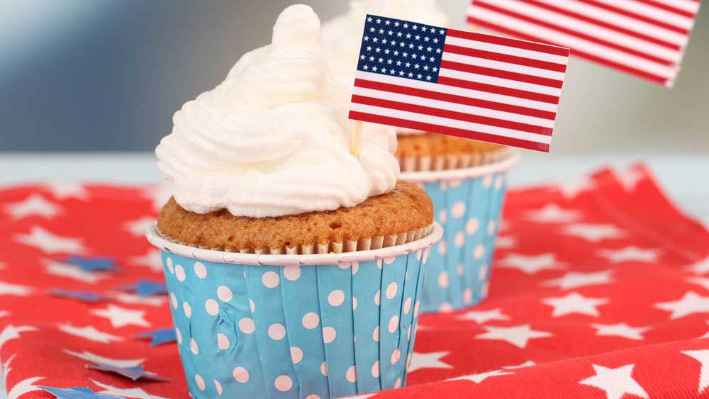 Star spangled treats to celebrate 4th of July