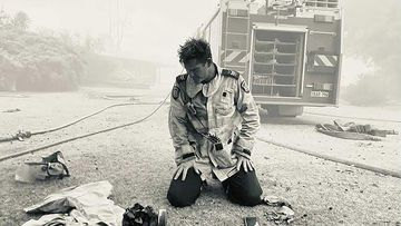 Scenes of devastation as ferocious blaze tears through Perth Hills