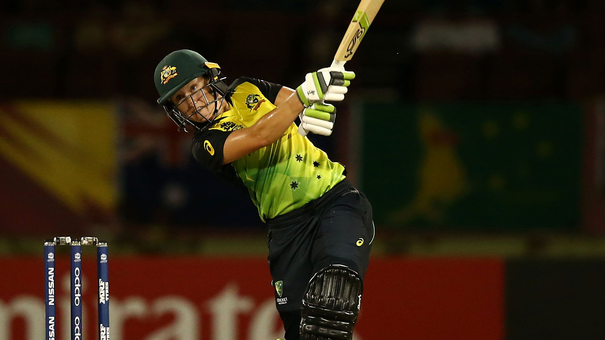Mark Taylor marvels at Alyssa Healy's 'red hot form' as T20 World Cup assault continues