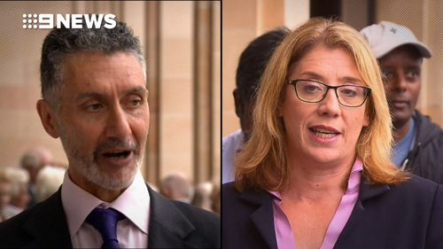 Member for Armadale Tony Buti and Transport Minister Rita Saffioti have both received death threats.