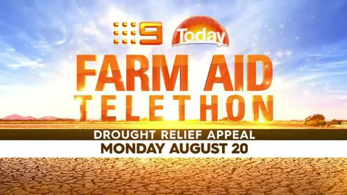 Cattle farmers are baring the brunt of the damage the drought has wrought upon rural communities. Picture: 9NEWS