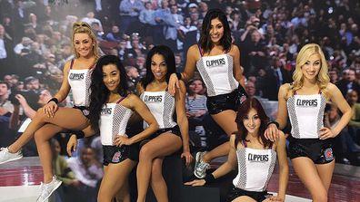 LA Clippers Dance Squad, Season 1