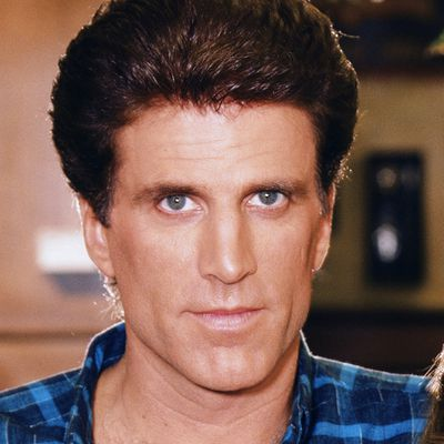 Ted Danson as Sam Malone: Then