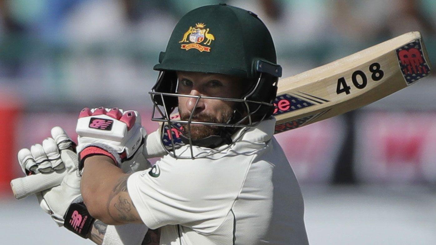 Matthew Wade's compelling case for Australian Test recall as specialist batsman