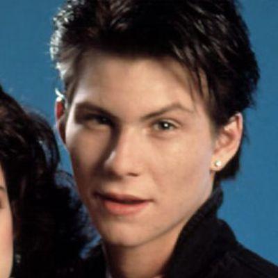 Christian Slater: Then