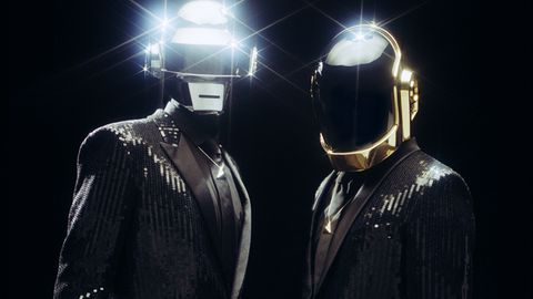 Get Lucky: Daft Punk's disco single dances straight to number one worldwide