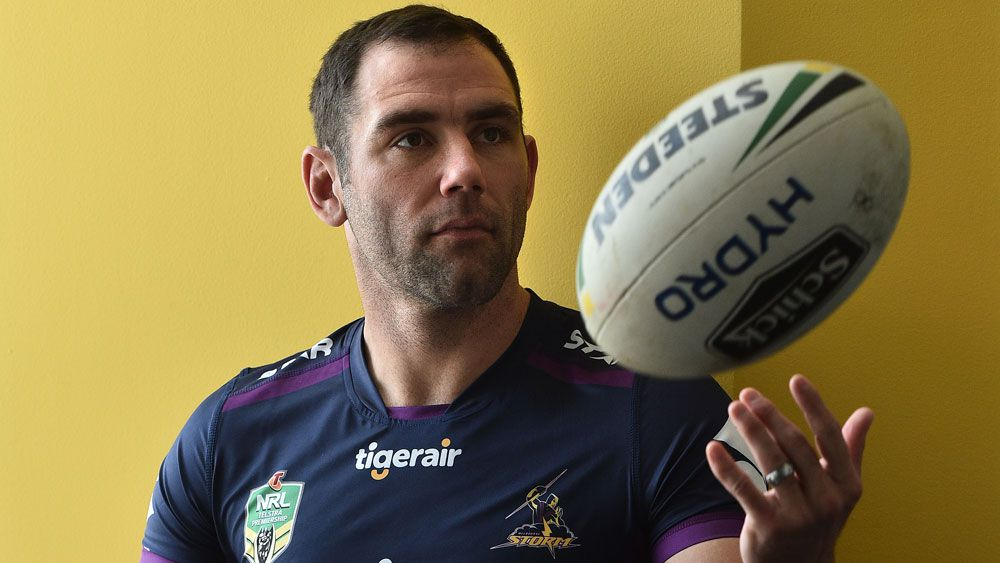 Cameron Smith. (AAP)