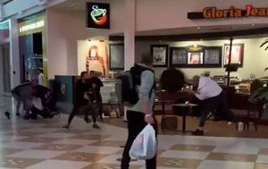 Shopping centre brawl erupts at Broadmeadows Central in Melbourne