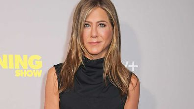 Jennifer Aniston at a screening of The Morning Show in November 2019