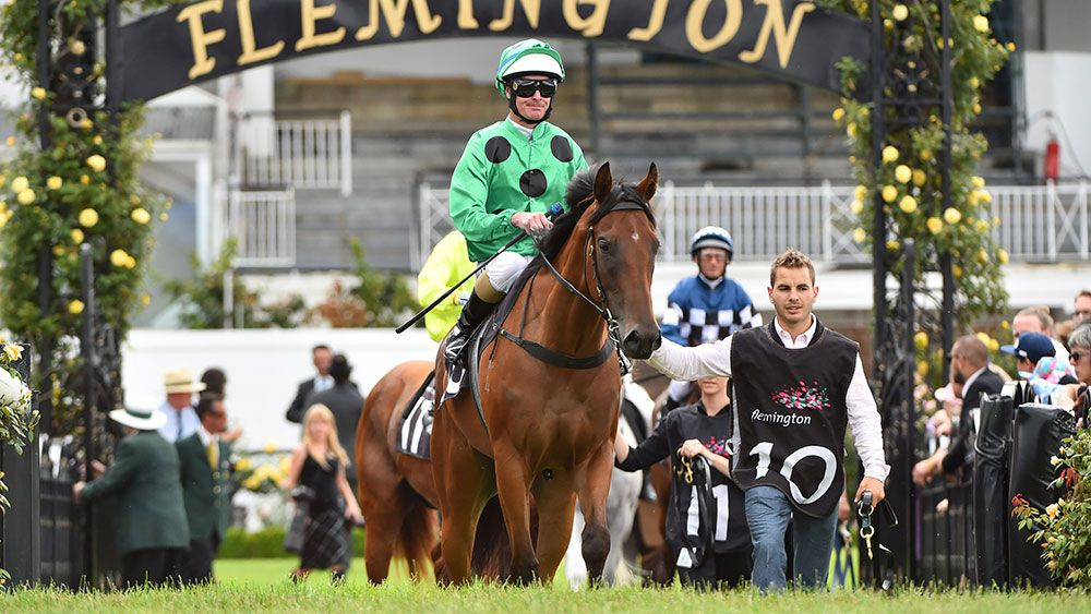 Black Caviar's little girl will win races